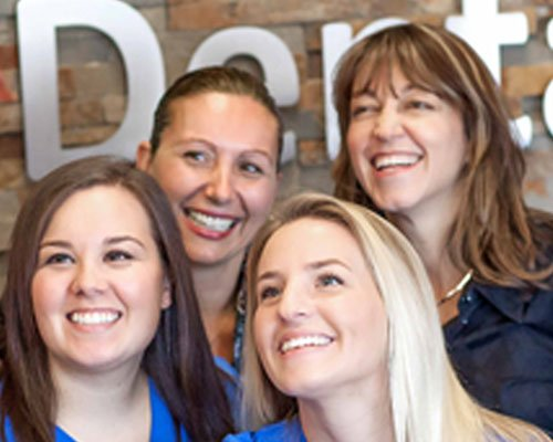 Meet our Dental Team Image