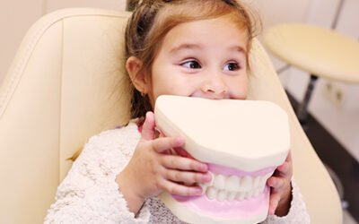 How the Right Dentist Can Prevent Childhood Dental Anxiety